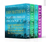download ebook jm mystery-thriller boxset 1: past imperfect, the last witness, the second amendment and blindsided pdf epub