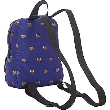 Dickies Mini Mini Festival Backpack Clear PVC with Rainbow