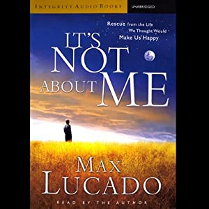 It's Not About Me Audiobook