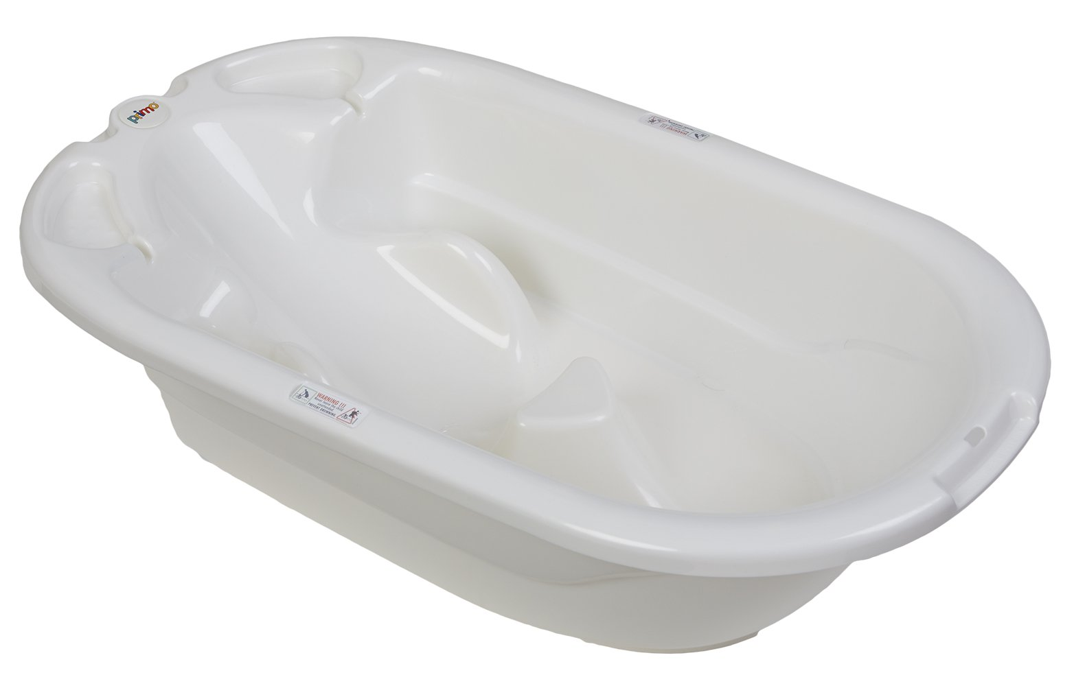 Amazon.com : PRIMO EuroBath, Pearl White : Baby Bathing Products : Baby