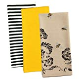 Busy Bee Set of 3 Dish Towels