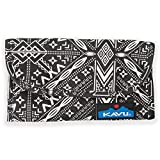 KAVU Big Spender Tri-fold Wallet Womens Clutch Travel Organizer, Lucky Bandana, One Size