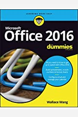 Office 2016 For Dummies (For Dummies (Computer/Tech)) Kindle Edition