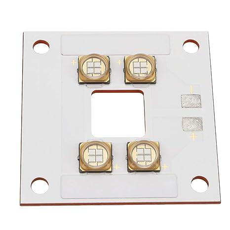 Tubayia 405nm 40W LED Lichtquelle Lichtpaneel lámpara Panel para ...