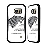 Official HBO Game Of Thrones White Winds Graphics Hybrid Case for Samsung Galaxy S7 edge
