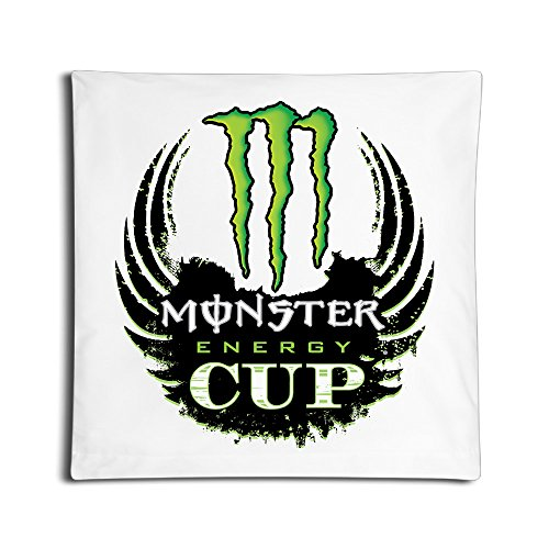 EDRE Cup Logo Handled Table Pillow Cases White