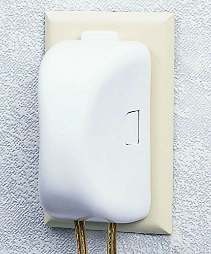 Safety 1st Plug 'N Outlet Covers - 4 (Double Power Outlet Cover)