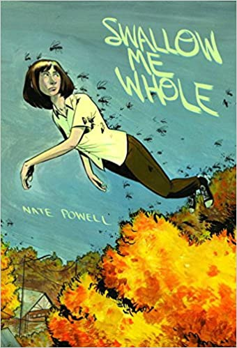 Image result for swallow me whole + nate powell + awards