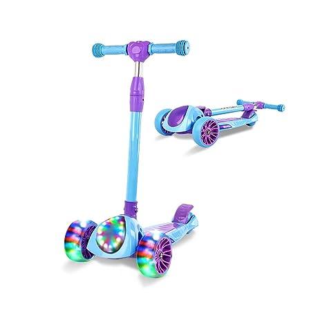 Patinetes Scooter para niños 1-3-6-12 años de Edad Rueda ...
