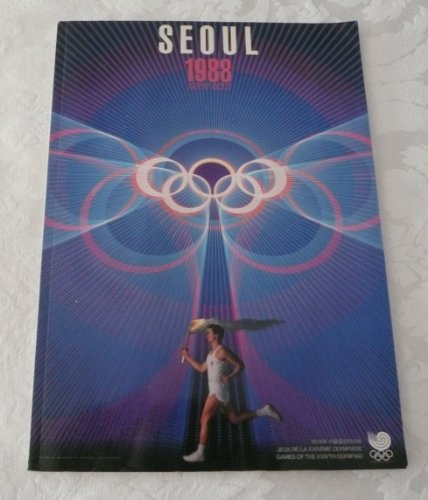 - Seoul 1988 Games Of The XXIV Olympiad