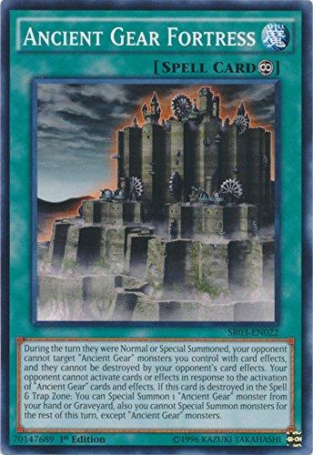 yugioh ancient gear - 9