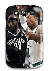 New Style brooklyn nets nba basketball (45) NBA Sports & Colleges colorful Samsung Galaxy S3 cases 7032333K529932947