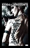 Front cover for the book The Girl with the Dragon Tattoo {graphic novel} by Denise Mina
