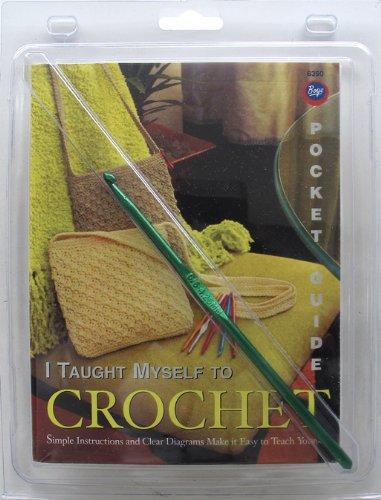 Boye Pocket Guide Teach Yourself Crochet (Crochet Pocket Guide)