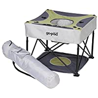 KidCo - GoPod, Portable Baby Activity Station - Pistachio