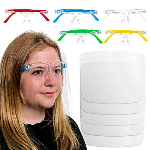 TCP Global Salon World Safety Kids Face Shields