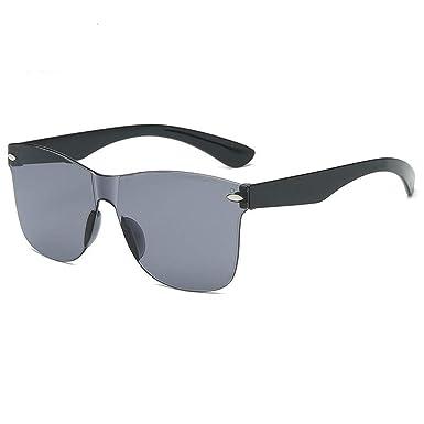 Globaltrade001 Unisex Gafas de Sol Transparentes Polarizada ...
