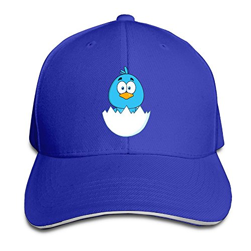 Its Winter Hard Hat Liner (Funny Blue Bird Unisex Fashion Sanwich Cap Workout Popular Visor Caps Cool Adjustable Trucker Cap)