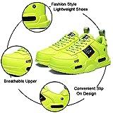 XIDISO Fashion Mens Sneakers Lightweight Walking
