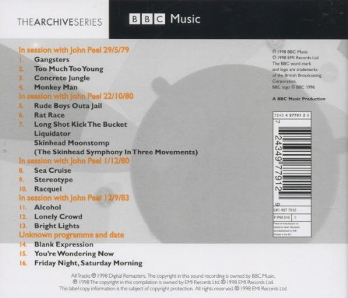 BBC Sessions by EMI Import