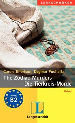 The Zodiac Murders - Die Tierkreis-Morde (Langenscheidt Lernschmöker)