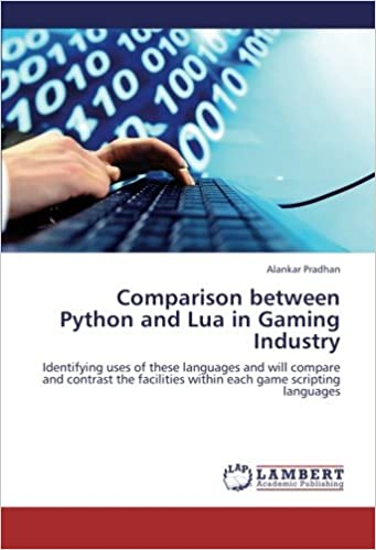Comparison between Python and Lua in Gaming Industry