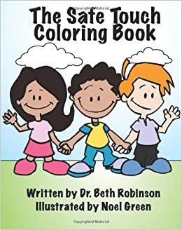 Amazon.com: The Safe Touch Coloring Book (9780979909214): Dr ...