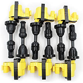 Amazon.com: NICECNC 6PCS Ignition Coil Pack Wiring Harness ... on