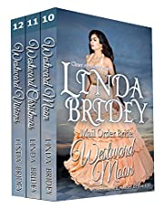 Montana Mail Order Bride Box Set (Westward Series) Books 10 - 12: Historical Cowboy Western Mail Order Bride Collection (Westward Box Sets Book 4)