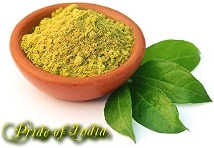 El orgullo de la India - polvo de henna pelo w/Mixta del Himalaya ...
