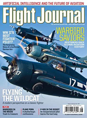 (Flight Journal )