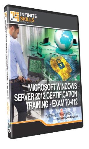 Learning Microsoft Windows 2012 Certification - Exam 70-412 - Training DVD