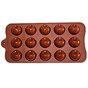 3/4 Round Chocolate Candy Mold