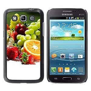 LECELL -- Funda protectora / Cubierta / Piel For Samsung Galaxy Win I8550 I8552 Grand Quattro -- Fruit Macro Fruit Collection --