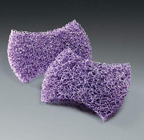 Scotch-Brite 2020/3M Fibre Sponge Pack of 24 Purple