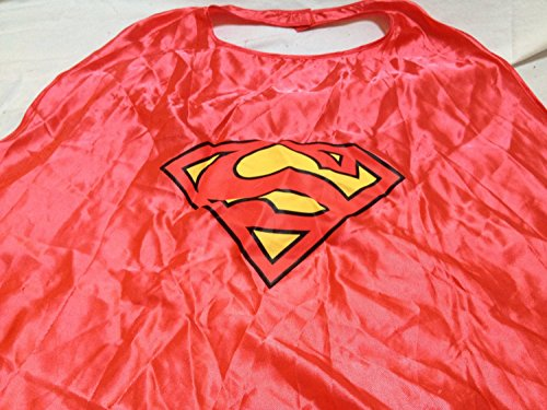 Blues Clues Costume For Adults - Superman Super Man Adult Size Cape
