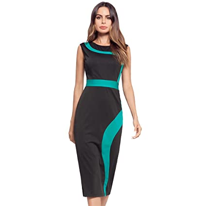 260af951c918 SJMM Spring and Summer Professional Women s Clothes and Slim Dress at  Amazon Women s Clothing store