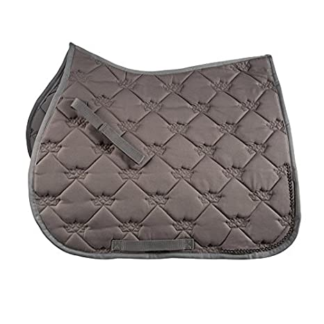 Horze Monaco All Purpose Saddle Pad with Quick Dry Breathable Lining