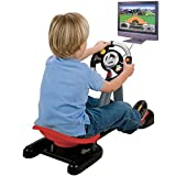 CP Toys - Plug and Play Virtual Driver Interactive Console Game - Features 30 Exciting Video Games - Ages 5+