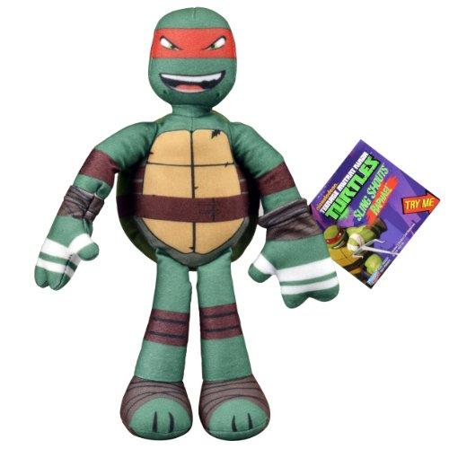 Teenage Mutant Ninja Turtles Sling Shout Raphael Plush