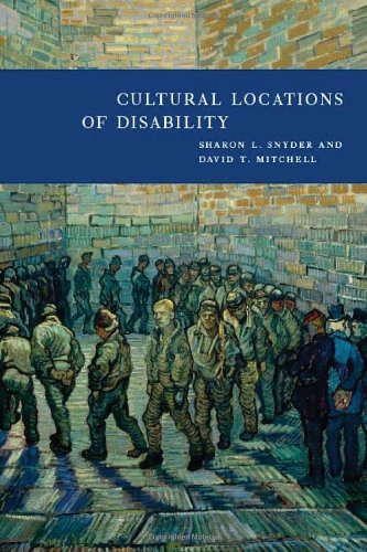 cultural locations of disability - 2