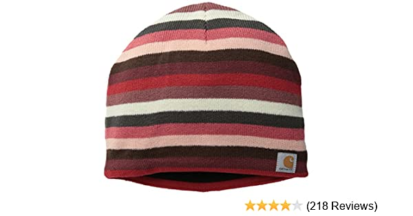 2d1618f5d5b Carhartt Women s Striped Knit Hat