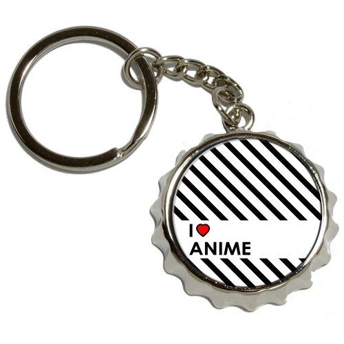 anime keychain bottle opener - 3