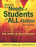 Meeting the Needs of Students of ALL Abilities: How