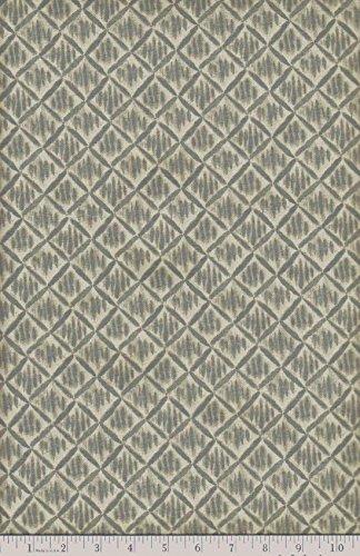 Lacefield Textile - Kimono Danish Linen - Slate - Silver/Grey - Fabric By The Yard