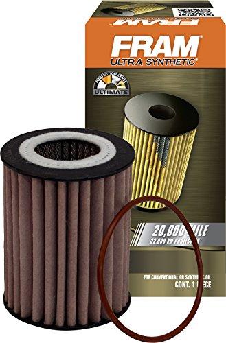 FRAM XG10415 Ultra Synthetic Cartridge Oil Filter (Oil Filter Long Thin)