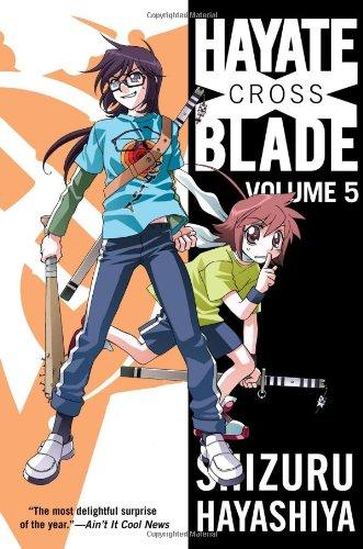 Hayate X Blade Vol 5 pdf