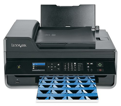 - Lexmark S515 Wireless Inkjet Printer with Scanner, Copier, and Fax