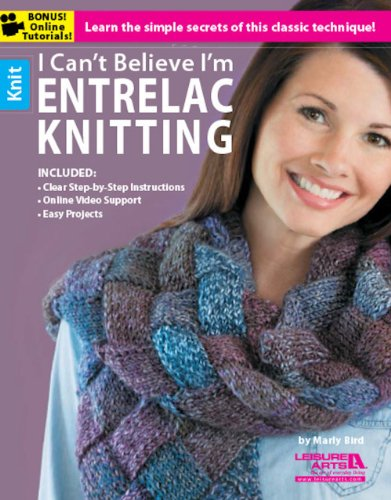 I Can#039t Believe I#039m Entrelac Knitting