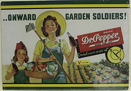 Metal Ad Signs - 1